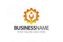 Service Business Logo